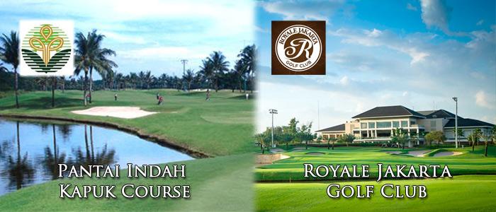 Pantai Indah Kapuk Course and Royale Jakarta Golf Club