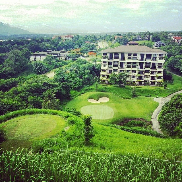 Bird's eyeview of Southforbes golf and country club