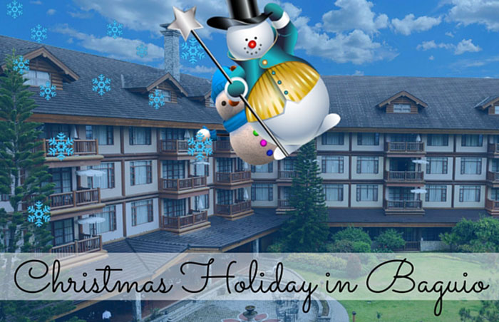Experience Christmas Golf in Baguio