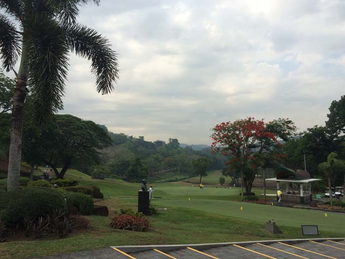 Valley Golf and Country Club Golf Course