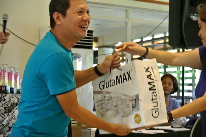Councilor Daisy G. Reyes' 3rd Golf Cup Prize