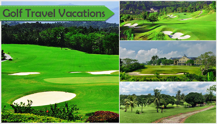 Golf Travel Vacations