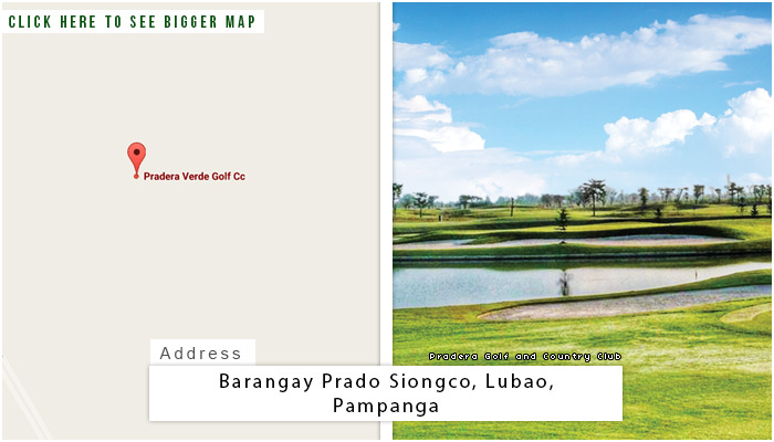 Pradera Location, Map and Address