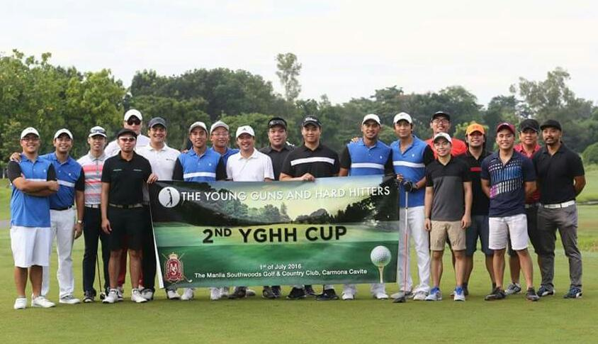2nd Golf Tournament of Young Guns and Hard Hitters
