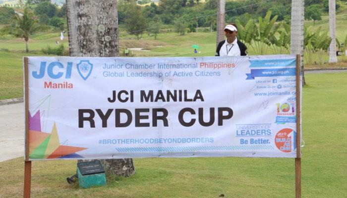 JCI Manila Opening Banner