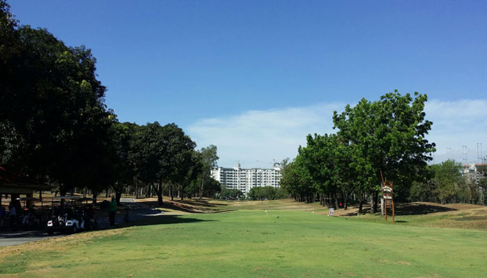 Villamor Air Base Golf Course 2