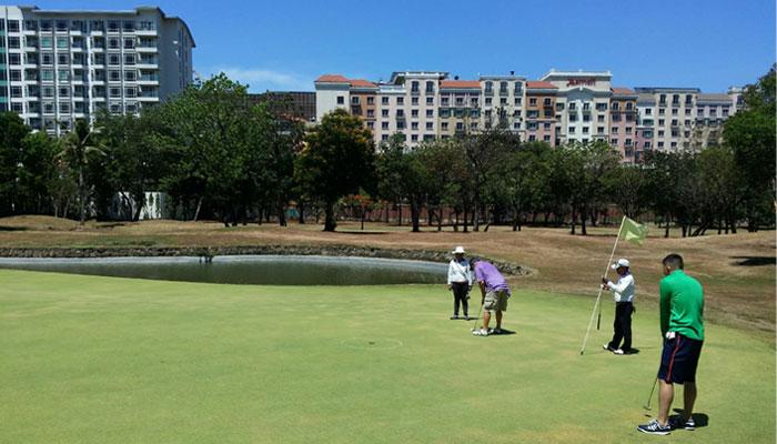 Villamor Air Base Golf Course