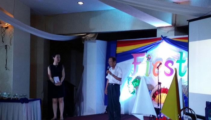 The 18th Sagip Buhay Golf Classic Speech
