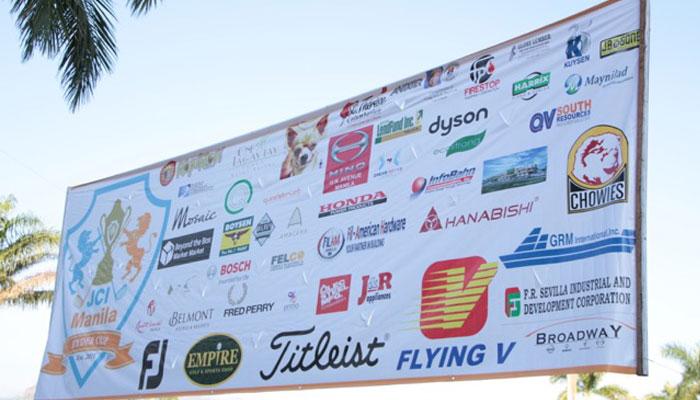 JCI Manila Ryder Cup - Sponsors 2
