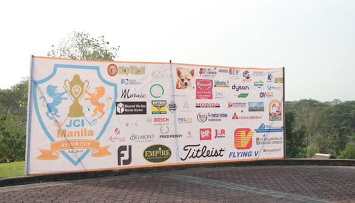 JCI Manila Ryder Cup - Sponsors