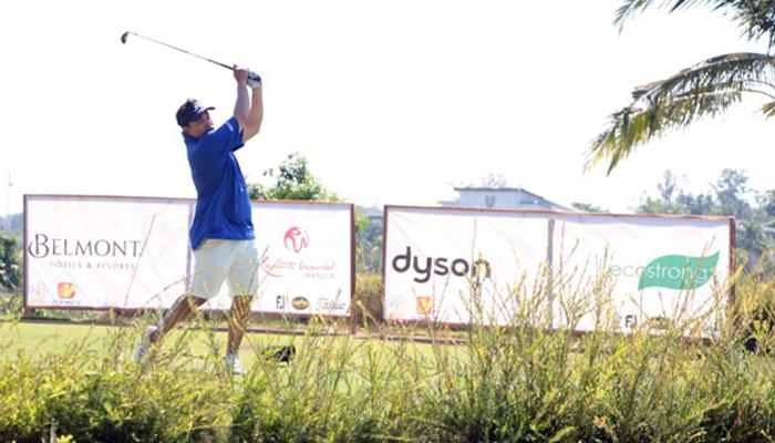 JCI Manila Golf Swing