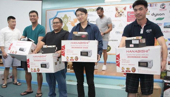JCI Manila Ryder Cup 2016 Winners 2