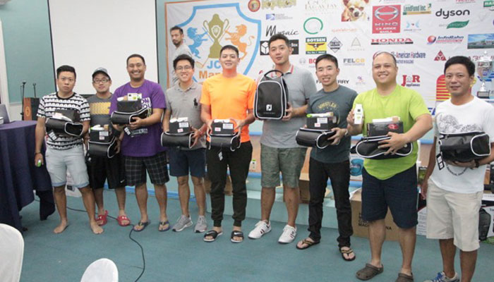 JCI Manila Ryder Cup 2016 Winners