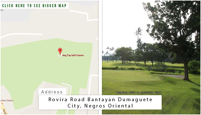 AngTay Golf and Country Club Location, Map and Address