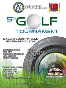 Baguio country club september tournament