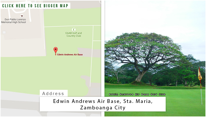 Edwin Andrews Air Base Golf Club Location, Map and Address