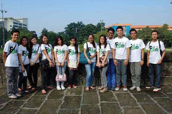 FSLE student scholars