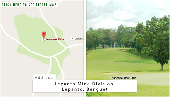 Lepanto Golf Club Location, Map and Address