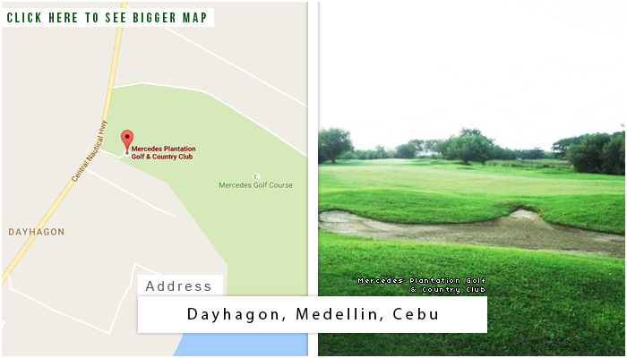 Mercedes Plantation Golf and Country Club Location, Map and Address