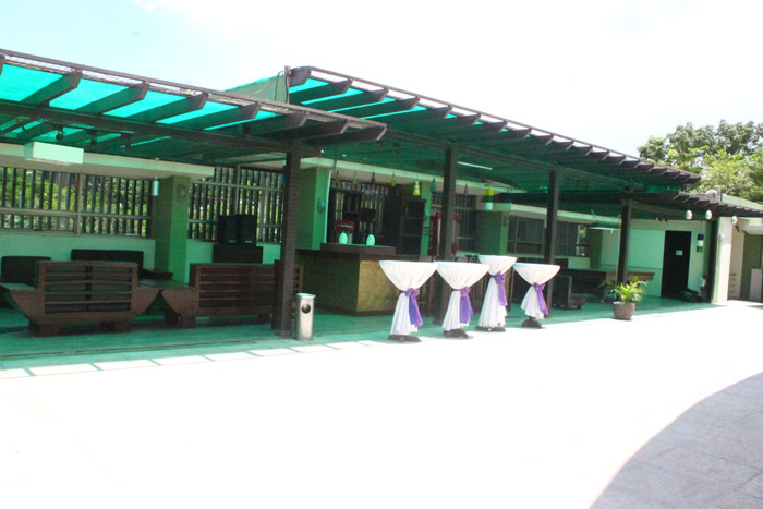One Tagayatay Place function rooms