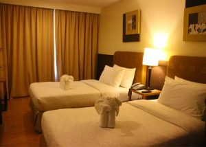 One Tagaytay Place Deluxe Twin Room