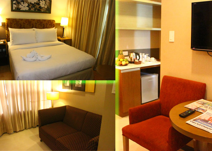 One Tagaytay Place One Bedroom Suite