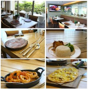 One Tagaytay Place international and local cuisines