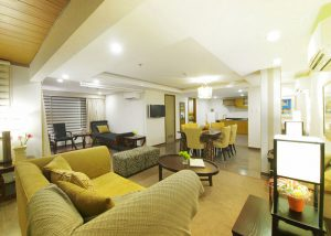 One Tagaytay Place the Allure penthouse