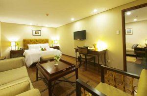 One Tagaytay Place the Aura penthouse