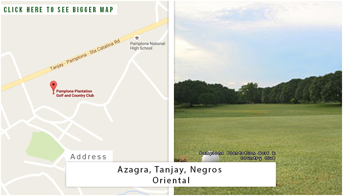 Pamplona Plantation Golf and Country Club Location, Map and Address