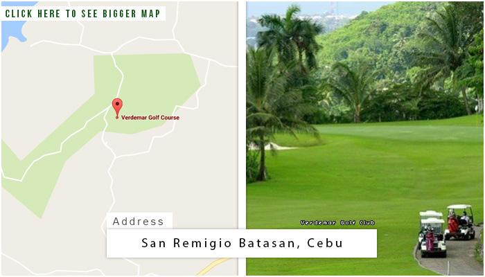 Verdemar Golf Club Location, Map and Address