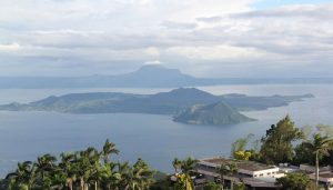 Breath-taking Taal Volcano view