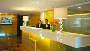 One Tagaytay Place Reception