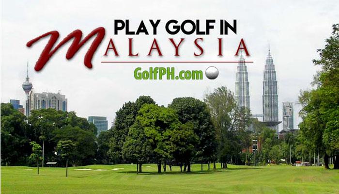 Play Golf in Malaysia