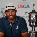 World's #2 Golfer Dustin Johnson set to replace Jason Day in PH Exhibition Match