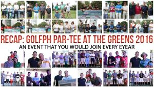 GolfPH Par-tee At The Greens 2016