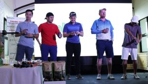 GolfPH Dewar's