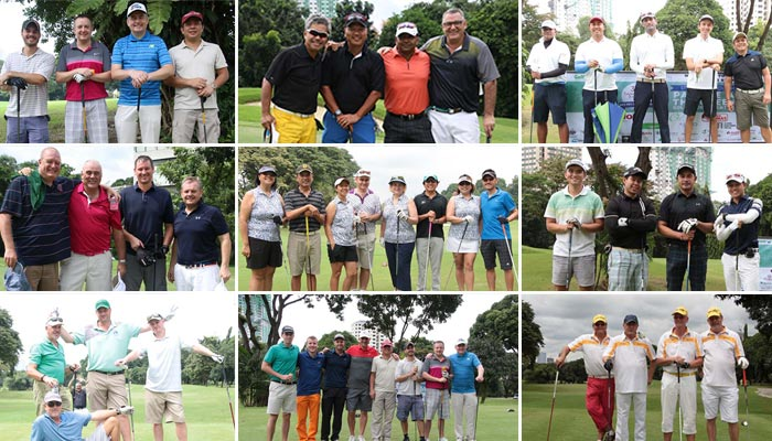 GOLFPH Players