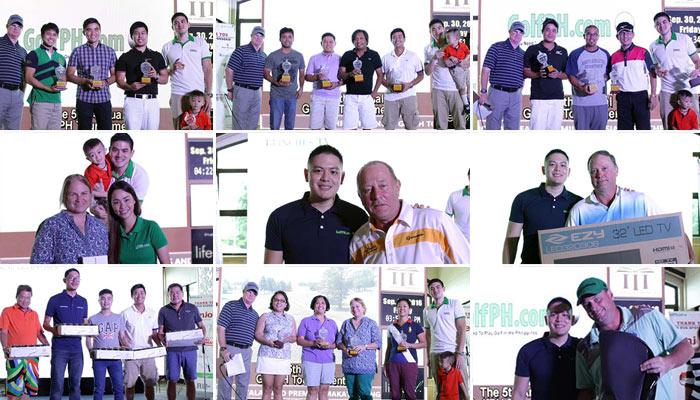 GolfPH Winners
