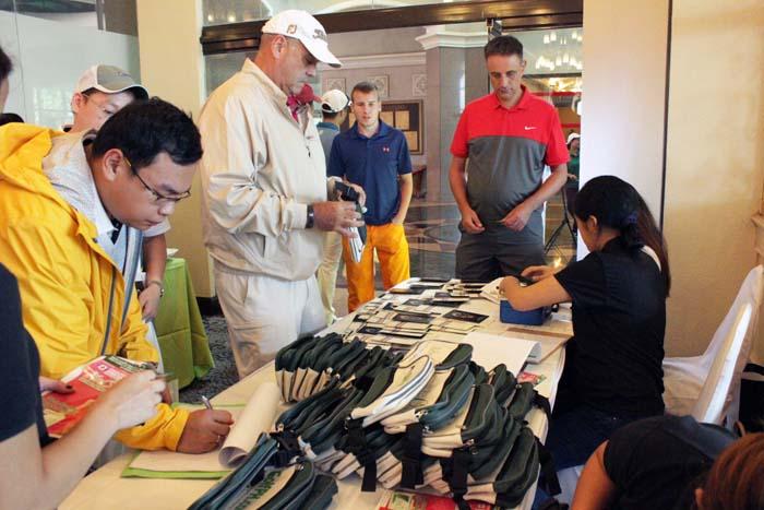 GolfPH Assembly