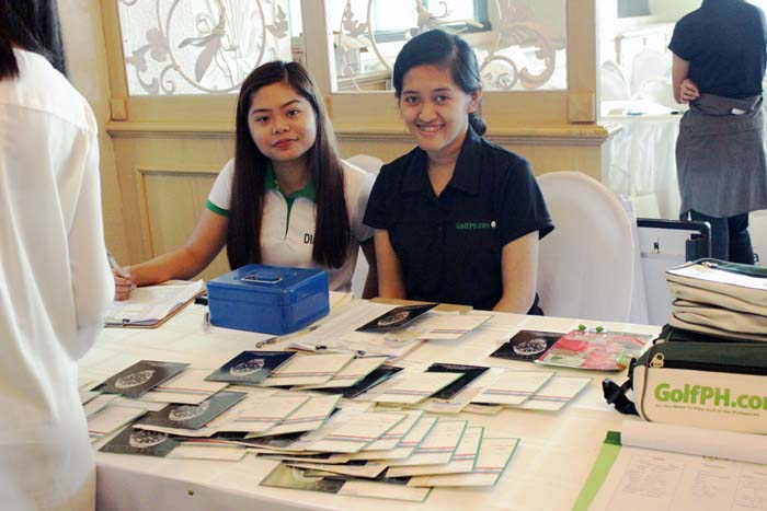 GolfPH Registration Area
