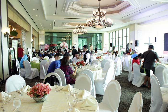 GolfPH Function Room