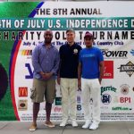 """USEC Commemorates 4th of July with """"Fore""""works"""