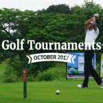 Upcoming Golf Tournaments in October 2017