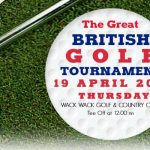 British Chamber to host the 6th GREAT British Golf Tournament