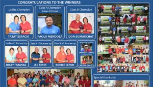 Fore CHARity: 9 Years & Counting [Recap]