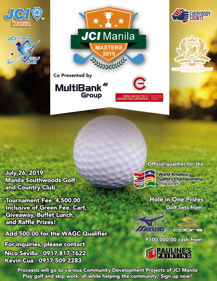 JCI Manila Masters 2019