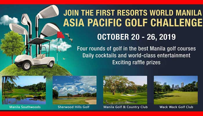 Resorts World Manila Asia Pacific Golf Challenge